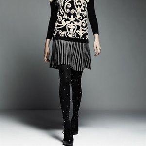 Catherine Malandrino Black & White Skirt